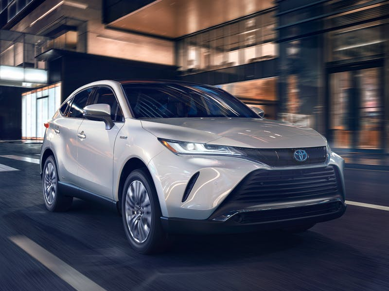 Taylor Toyota of Hermitage - The 2021 Toyota Venza is a midsize SUV near Grove City PA
