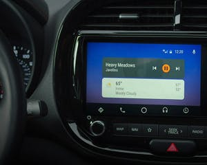 Standard Android Auto