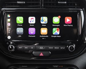 Standard Apple CarPlay