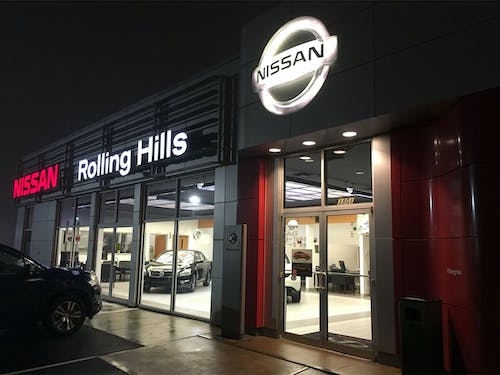 Rolling Hills Nissan