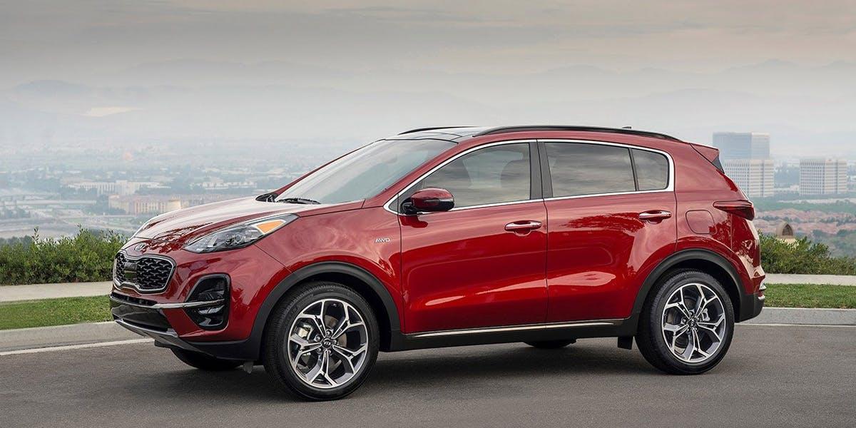 Drive Taylor - Read about the 2020 Kia Sportage near Warren OH