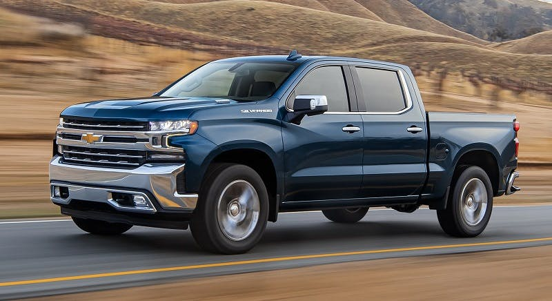 Drive Taylor - The 2021 Chevrolet Silverado 1500 has arrived near Grove City PA