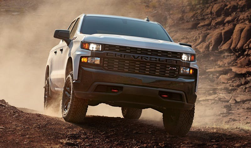 Drive Taylor - The 2021 Chevrolet Silverado 1500 is available to test-drive near Mercer PA