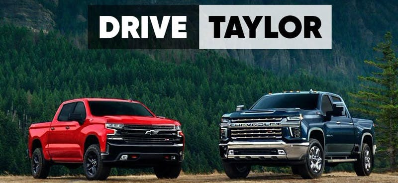 Drive Taylor - Must See Drive Taylor Black Friday Specials