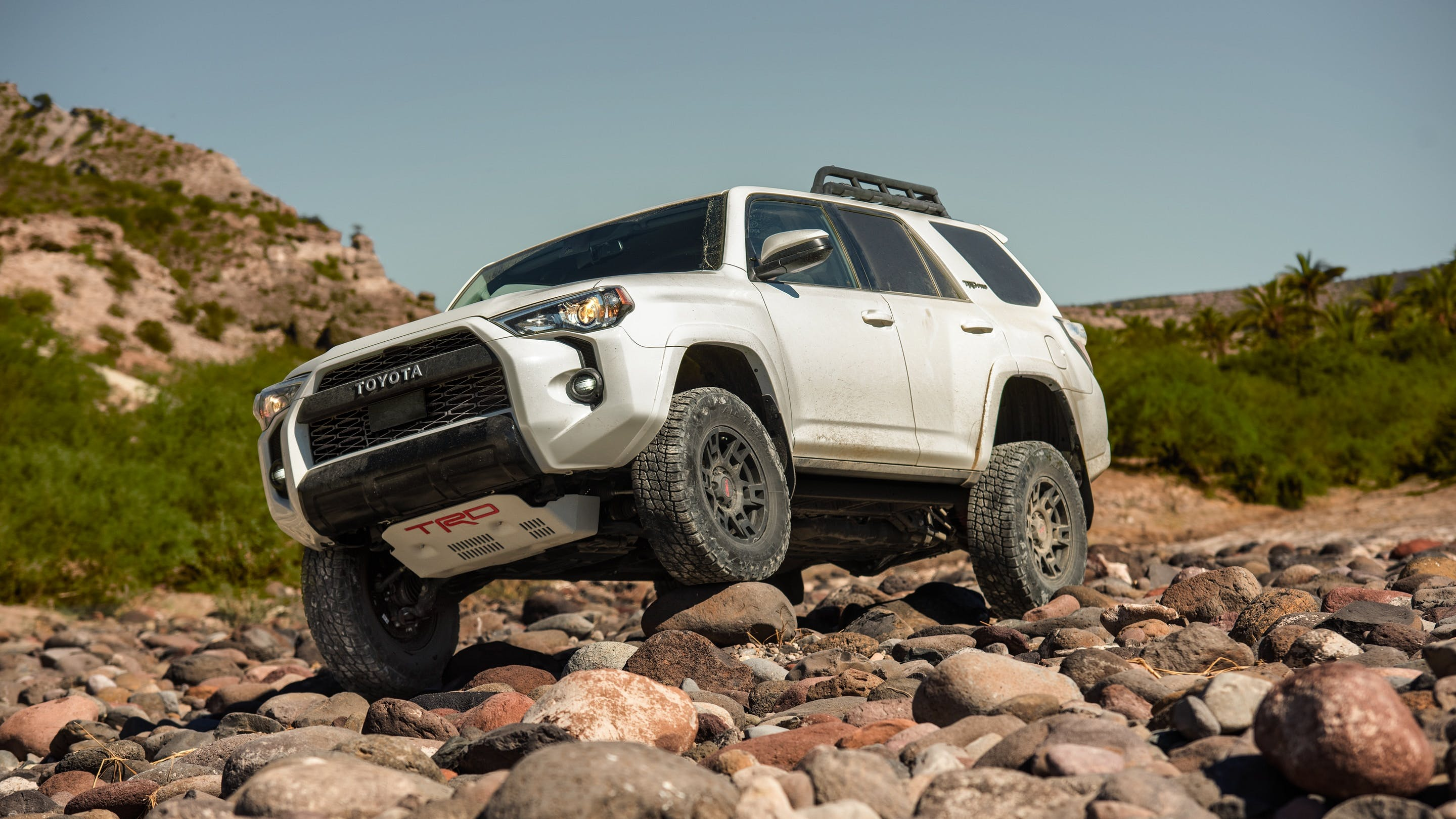 Taylor Toyota of Hermitage - The 2021 Toyota 4Runner is a safe and reliable vehicle near Youngstown OH
