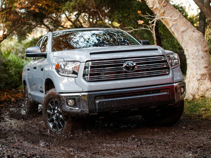 Taylor Toyota of Hermitage - The 2021 Toyota Tundra has some amazing options near Grove City PA