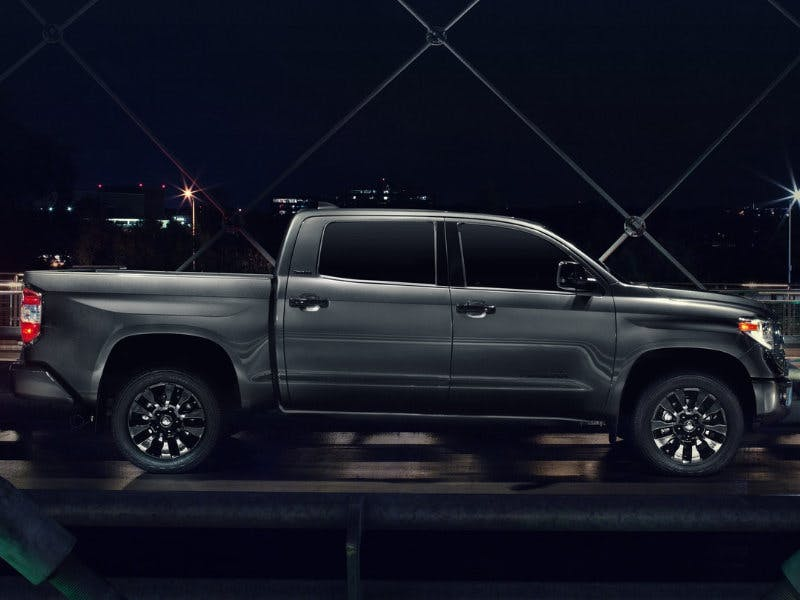 Taylor Toyota of Hermitage - The 2021 Toyota Tundra has a Trail Special Edition near Greenville PA
