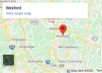 Wexford Map