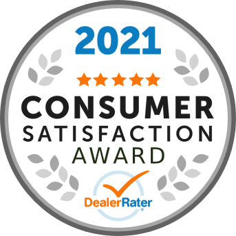 DealerRater Award Banner