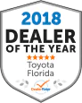 Sun Toyota Dealer Awards