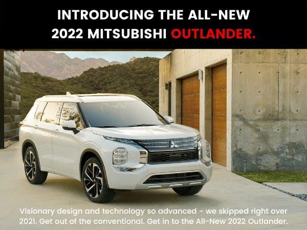 2022 Outlander Sport