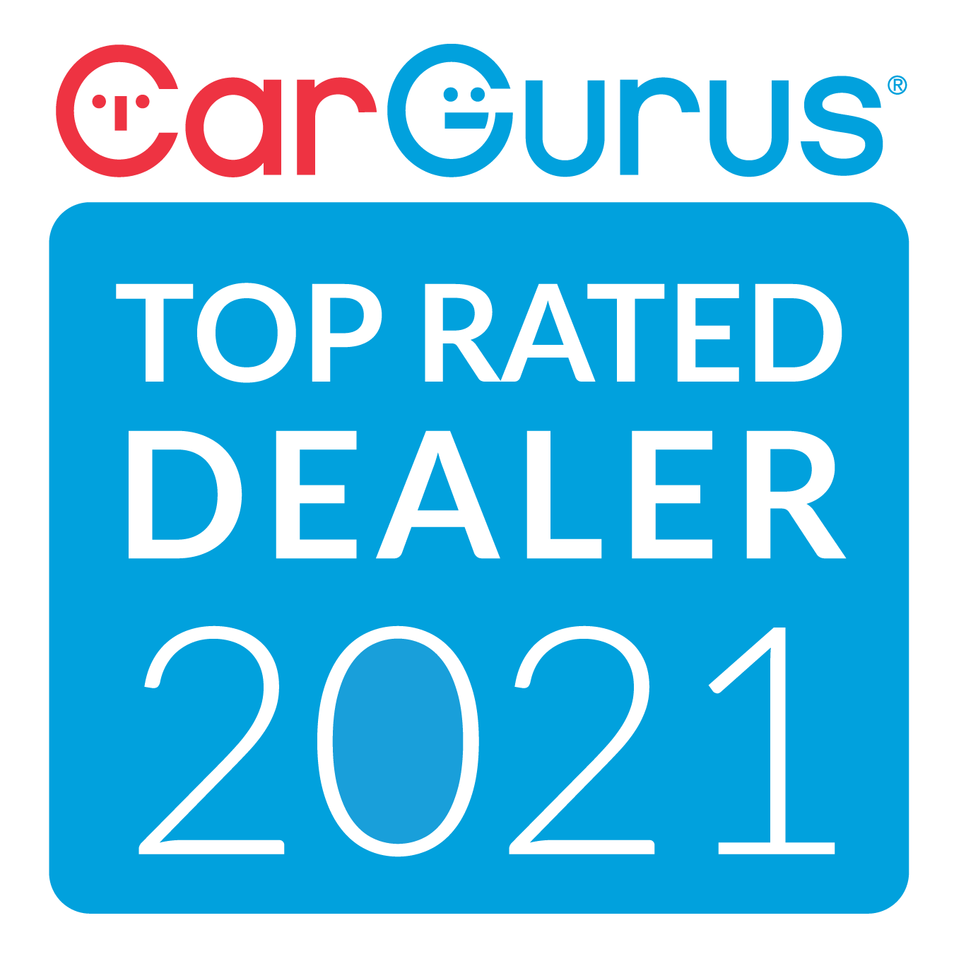Car Guru Top Rated Dealer 2021