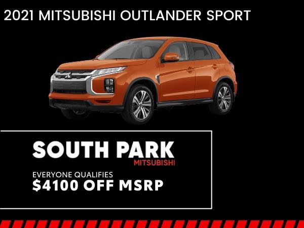 Outlander Sport
