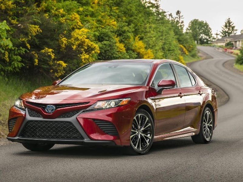 Taylor Toyota of Hermitage - The 2021 Toyota Camry packs a lot of performance near Hubbard OH