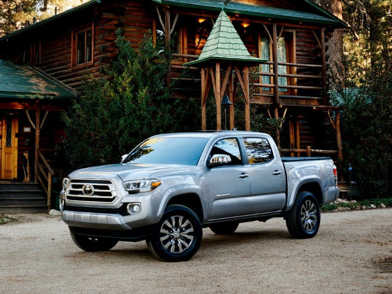 Taylor Toyota of Hermitage - The 2021 Toyota Tacoma gives you a better off-road experience near Hubbard OH