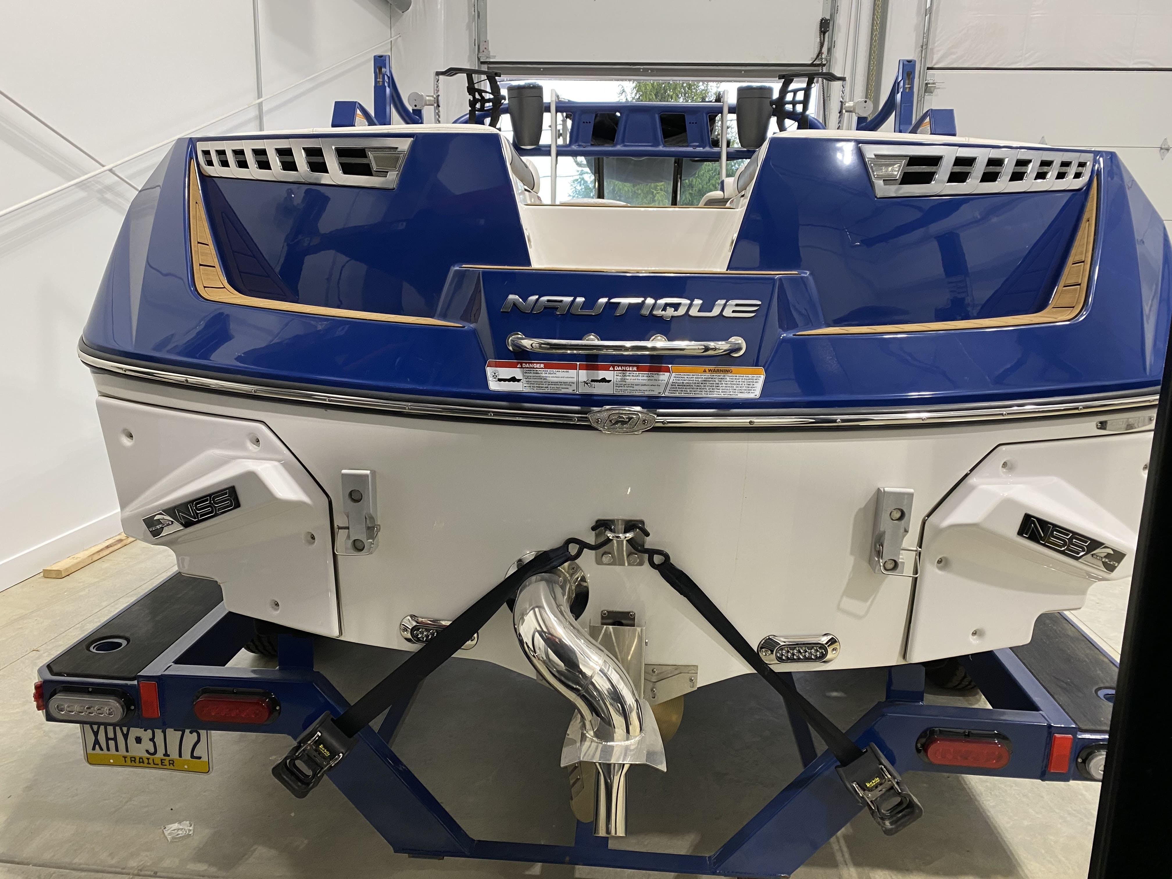 2017 Ski Nautique  Boat
