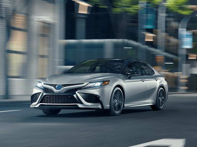 Taylor Toyota of Hermitage - You can compare the 2021 Toyota Camry and 2021 Honda Accord near Hubbard OH