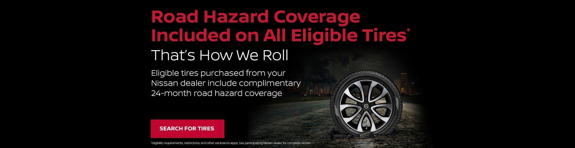 Road Hazard Coverage