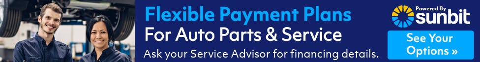 Service & Parts Financing | Jim Shorkey North Hills Mitsubishi