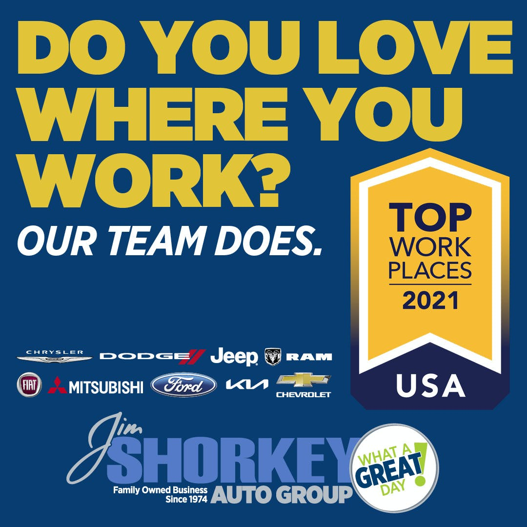 Do you love where you work? Our Team Does!