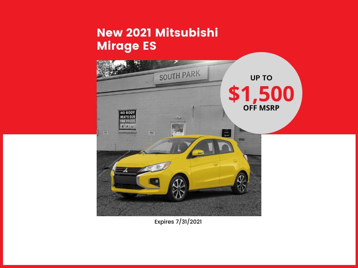 2021 Mirage ES