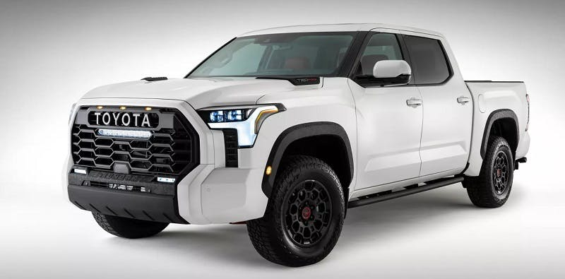 2022 Toyota Tundra coming to Hermitage PA