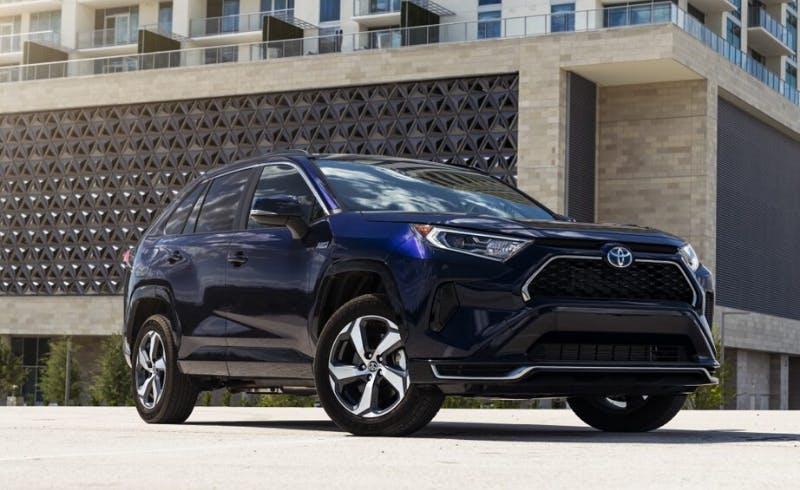 Toyota RAV4 Recharged