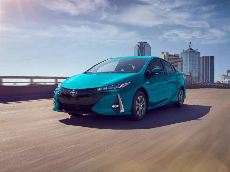 Taylor Toyota of Hermitage - The 2022 Toyota Prius Prime has great appeal near Cortland OH