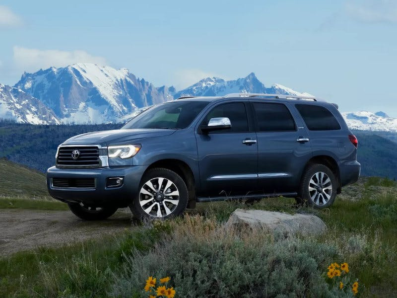 Taylor Toyota of Hermitage - The 2022 Toyota Sequoia offers superb performance near Cortland OH