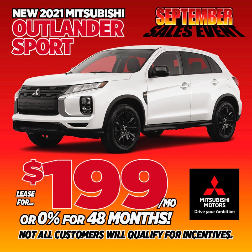 2021 Outlander Sport