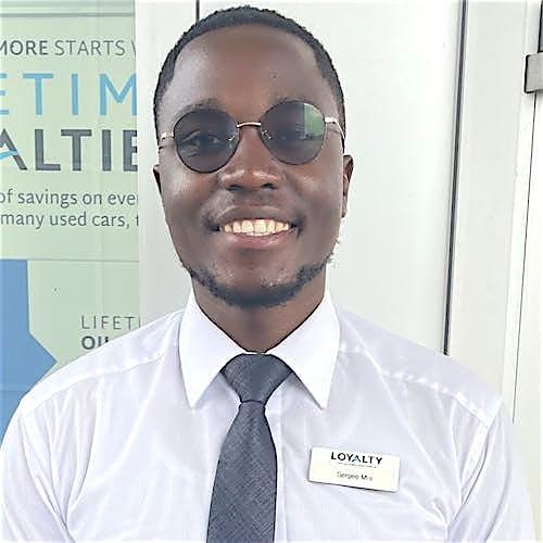 Sergeo Motsou Tamekong