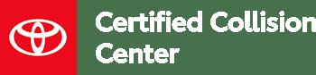 Toyota Certified collision center Dalton GA