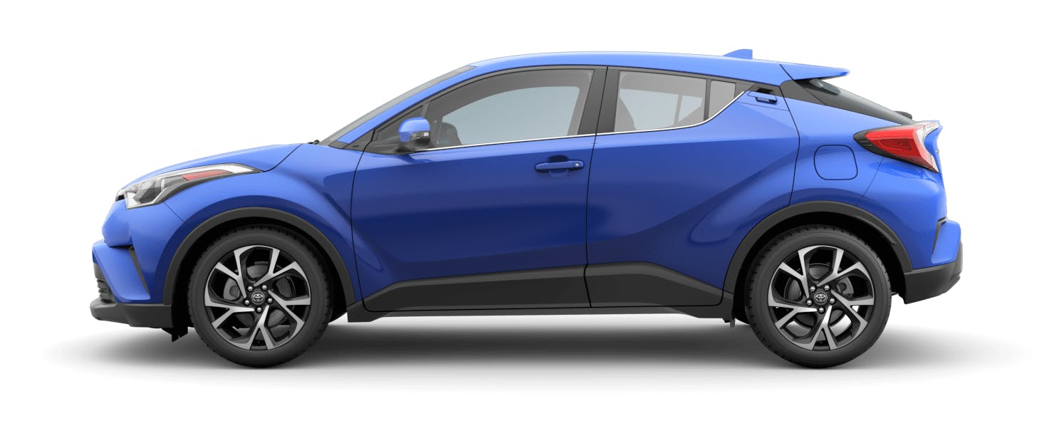 2020 Blue Eclipse Metallic