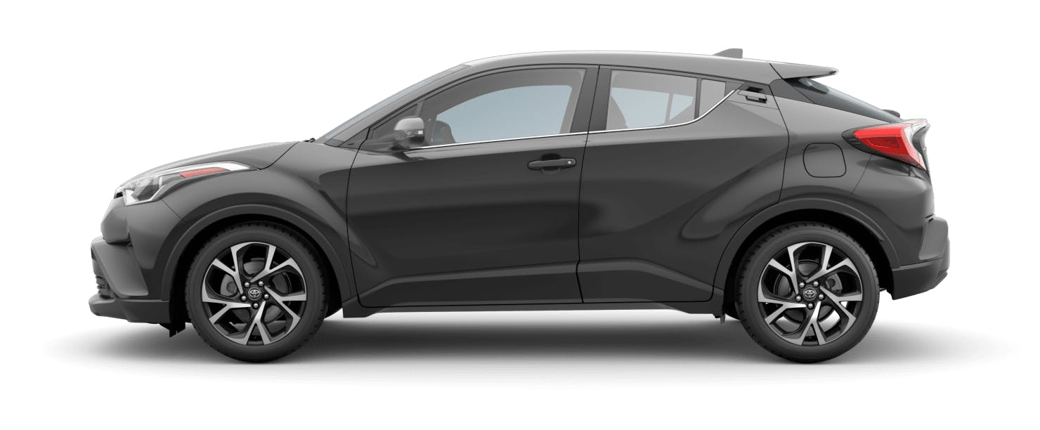 2020 Magnetic Gray Metallic