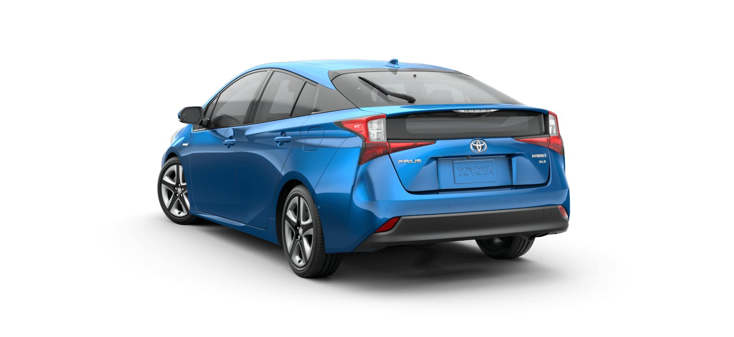 2019 Electric Storm Blue View 3