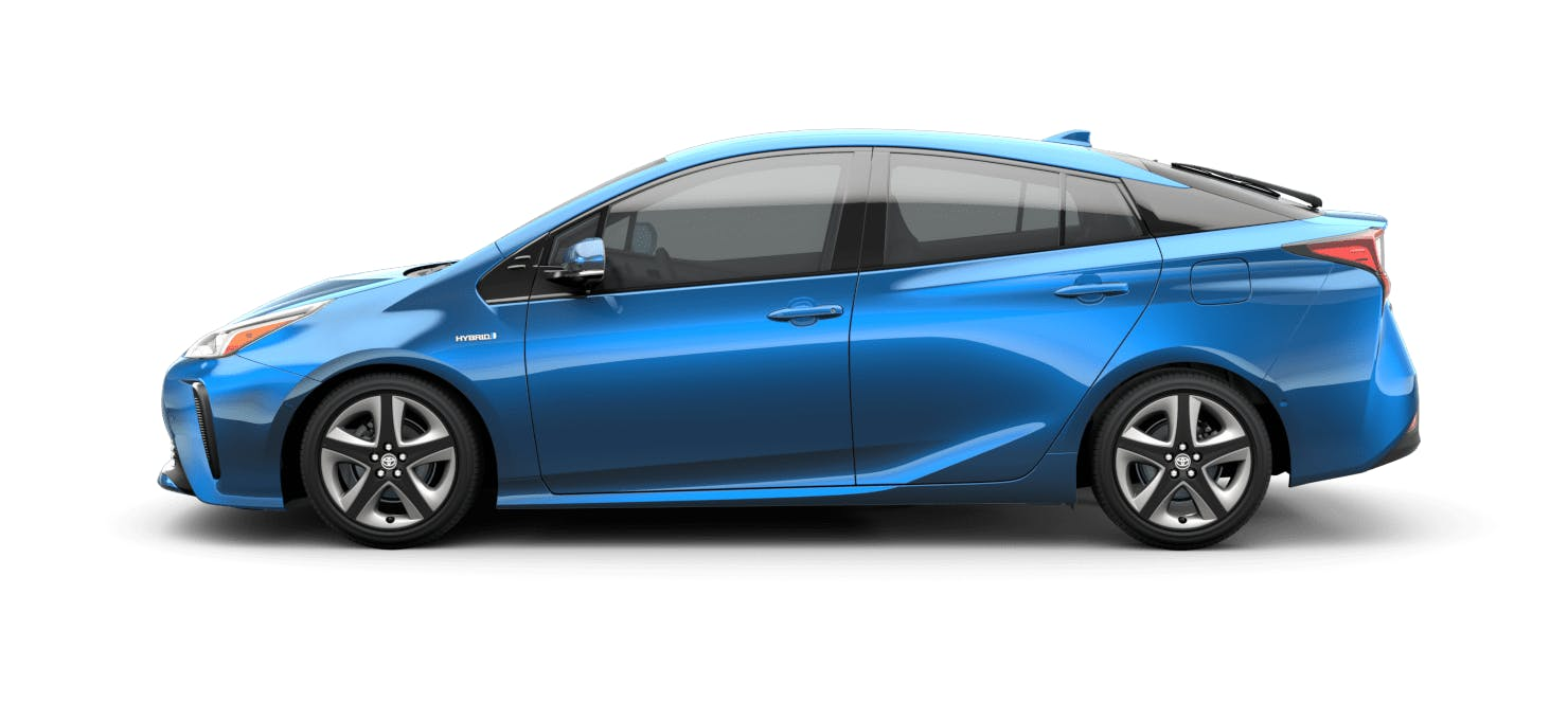 2019 Electric Storm Blue View 2
