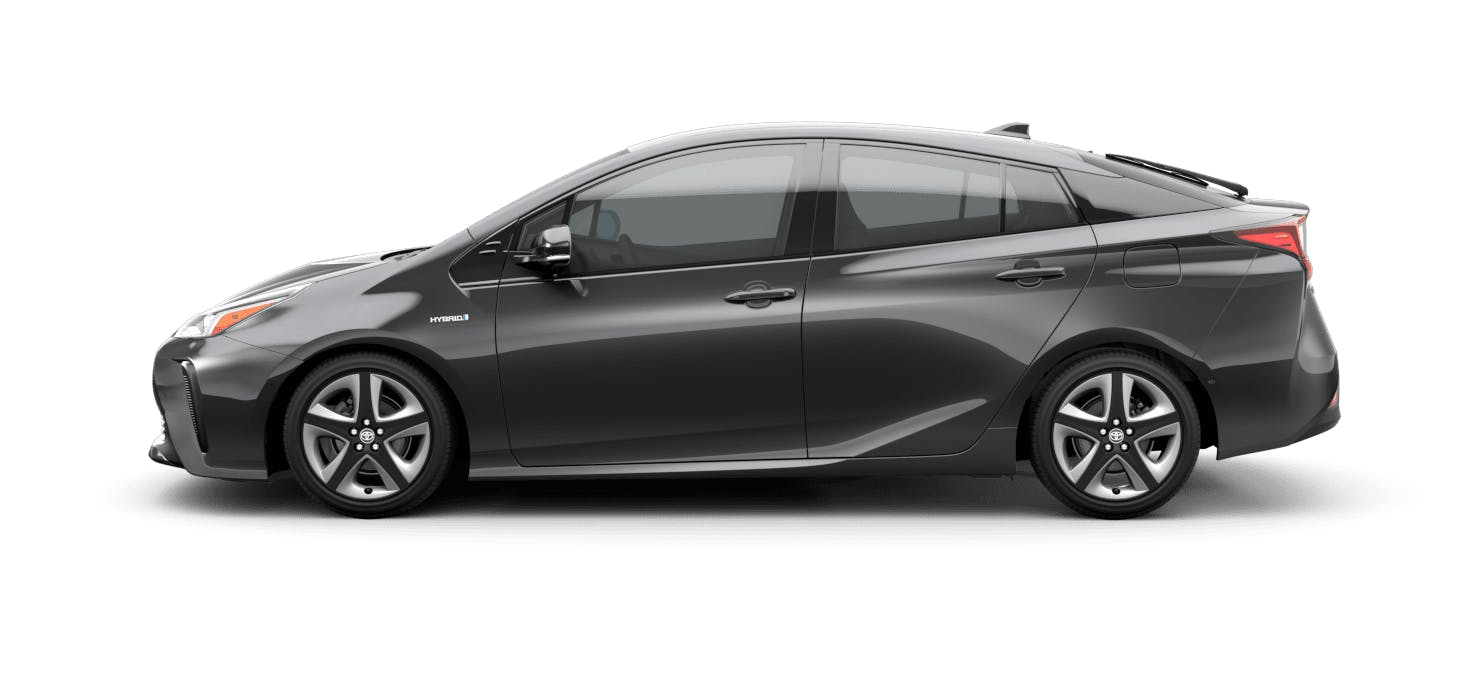 2019 Magnetic Gray Metallic View 2