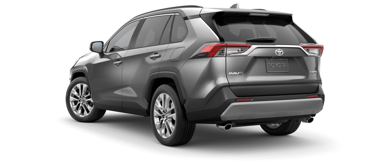 2019 Magnetic Gray Metallic View 3