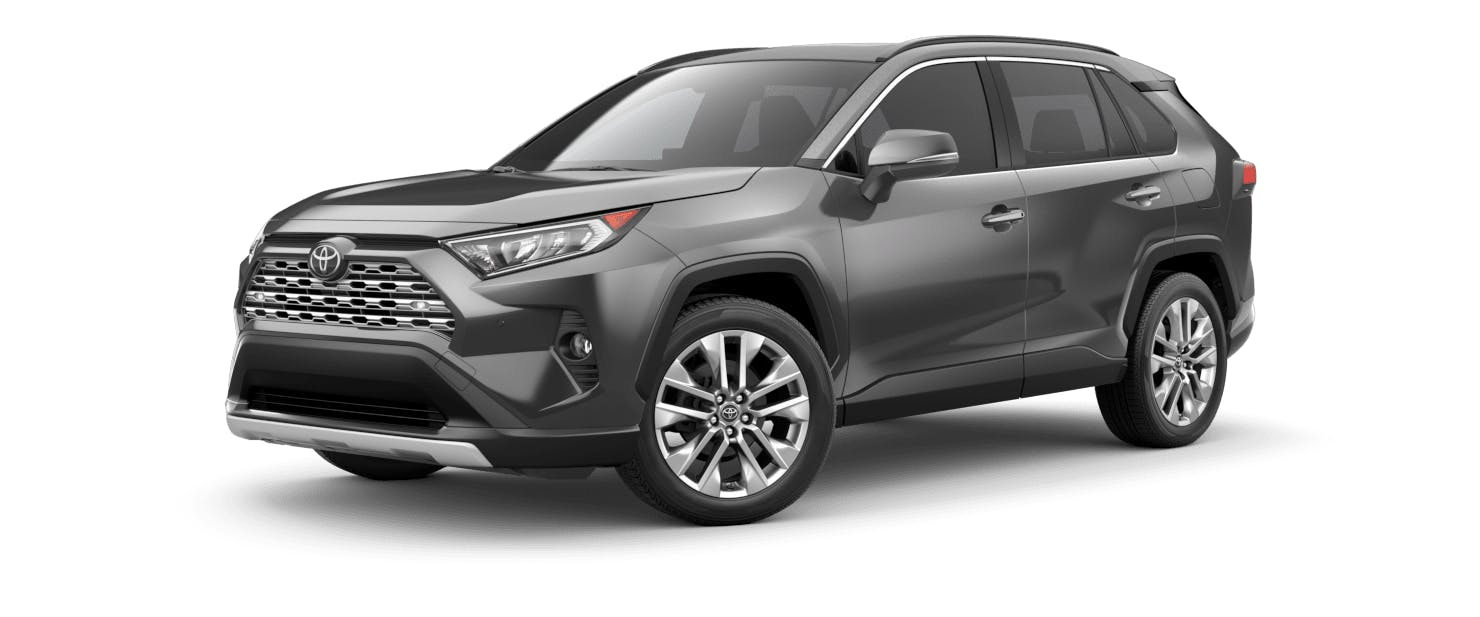 2019 Magnetic Gray Metallic View 1