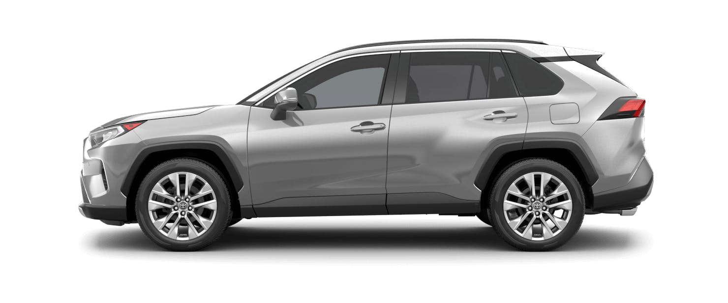 2019 Silver Sky Metallic View 2