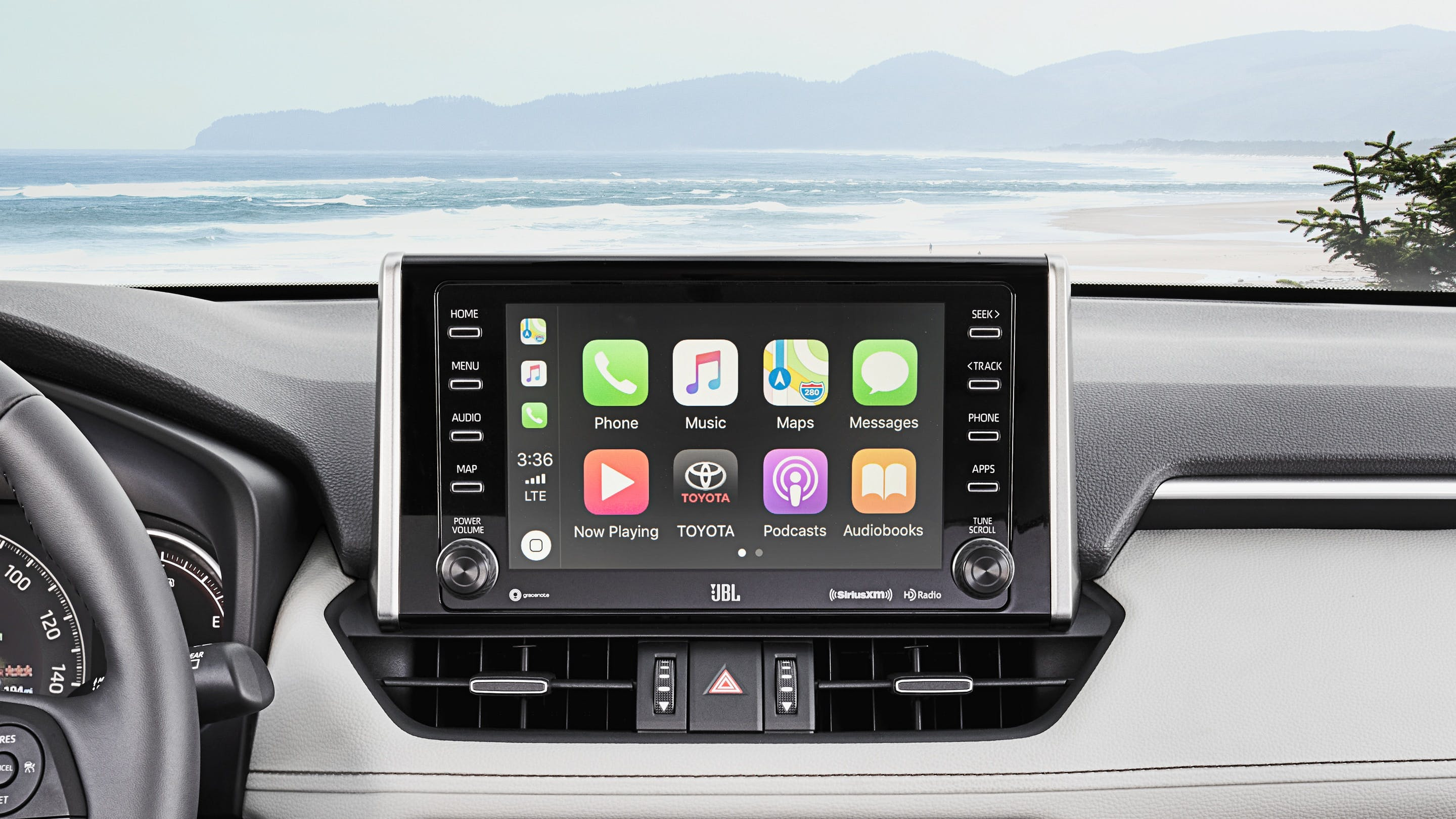 APPLE CARPLAY®<sup>27</sup>