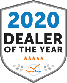 Brandon Honda Dealer Award 2020