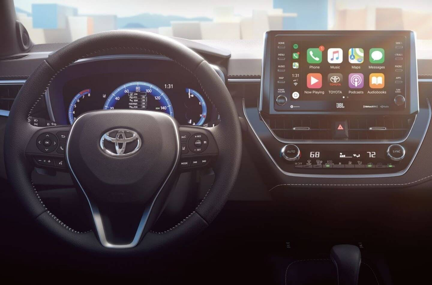Connecting Apple CarPlay in Your Toyota