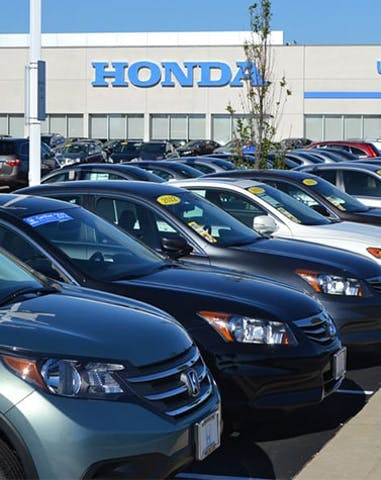 Pre-Owned Vehicles Image