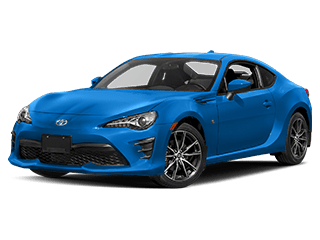 toyota 86 - front side