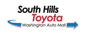 washington auto mall - south hills toyota - banner/logo