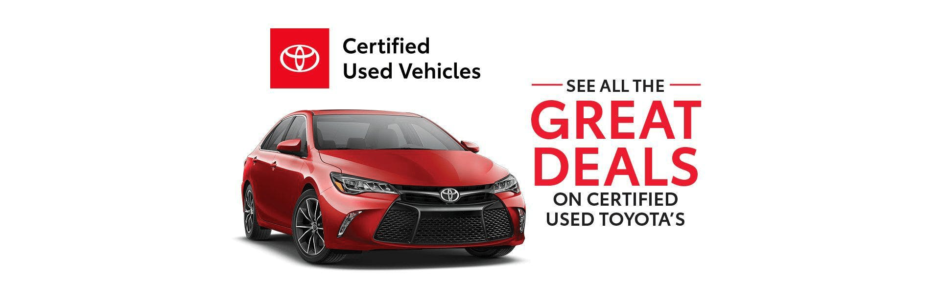 certified used vehicles -