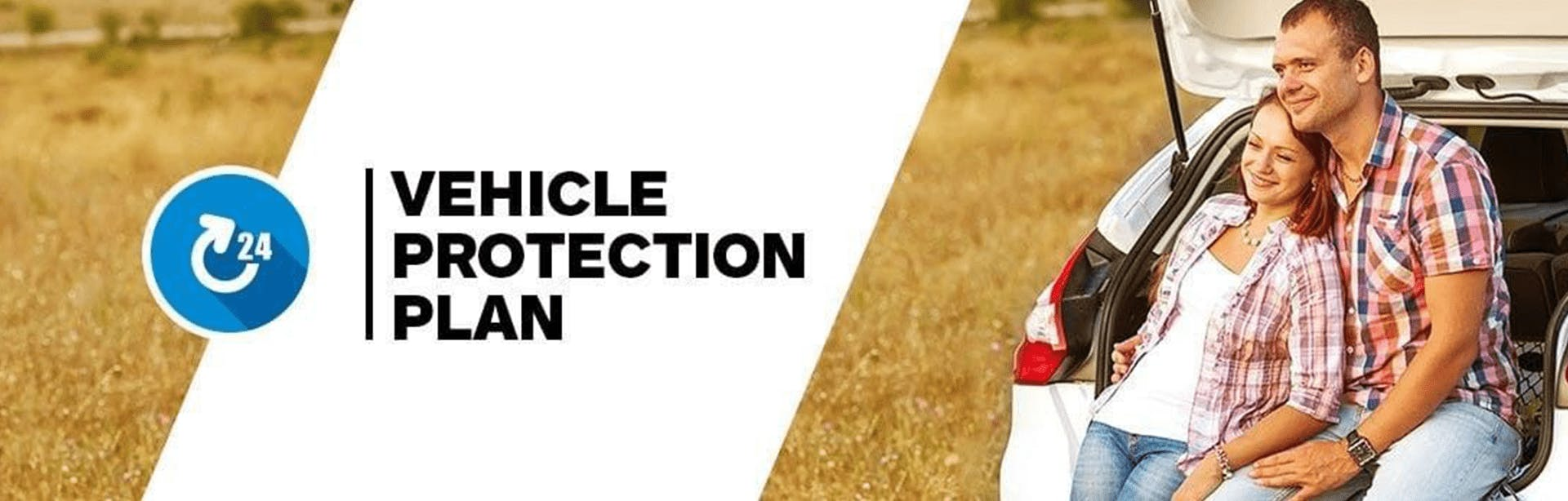 vehicle protection plan - banner - south hills toyota