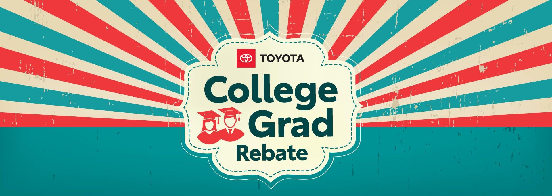 Toyota College Graduate Program near Hubbard OH