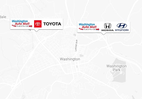 Washington Auto Mall Locations
